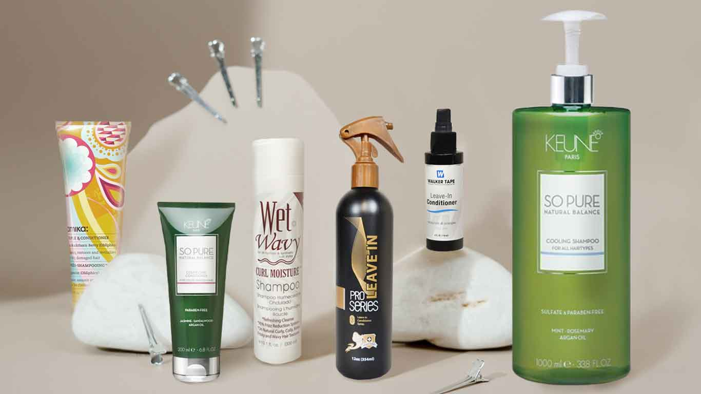 wig shampoo and conditioner